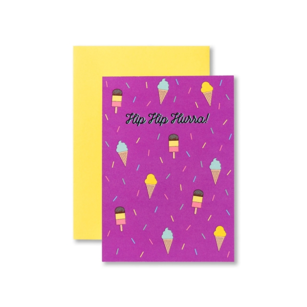 Einladungskarte-Kindergeburtsag-IceCream-lila-personalisiert_01