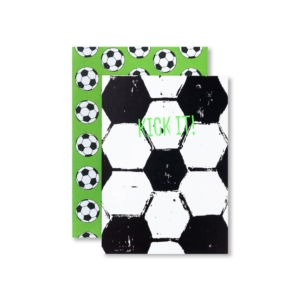 Einladungskarte Kindergeburtstag Fußball