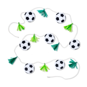 Girlande Fußball