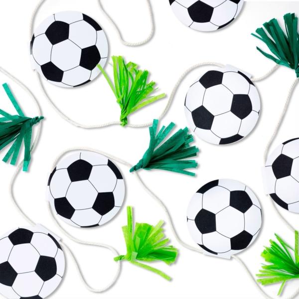 Girlande-Fußball-02