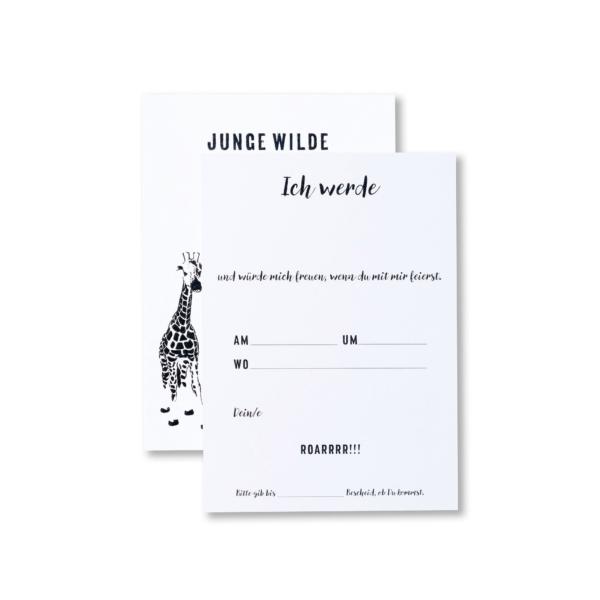 Kindergeburtstag-Einladungskarte-WildeTiere-02