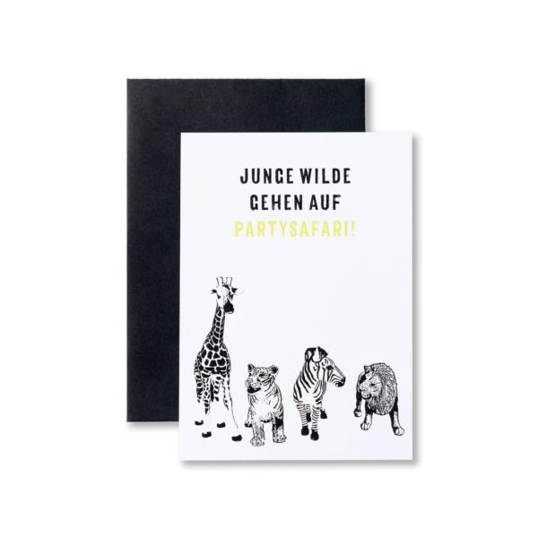 Kindergeburtstag-Einladungskarte-WildeTiere-personalisiert-01