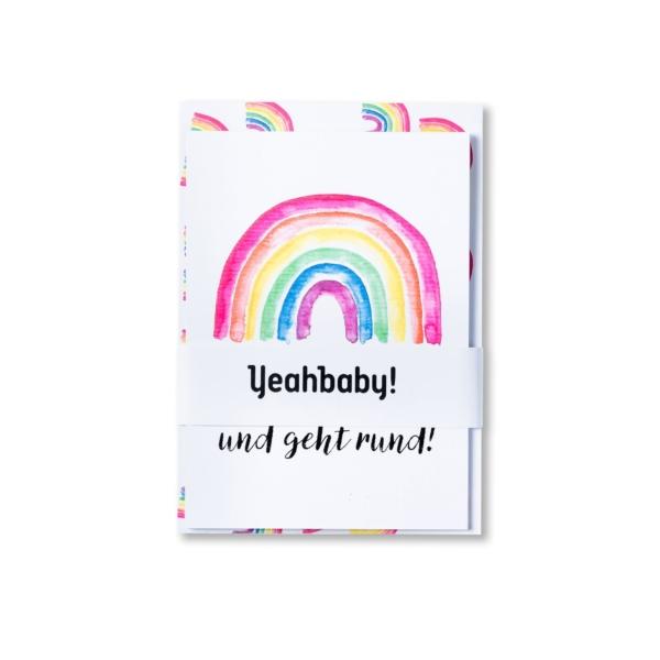 Kindergeburtstag_Einladungskarte_Regenbogen_Set