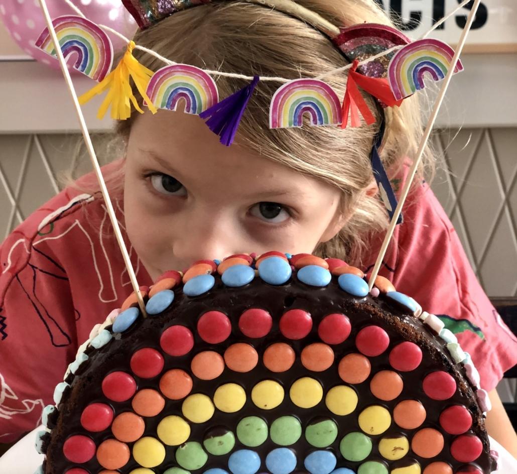 Regenbogen Party